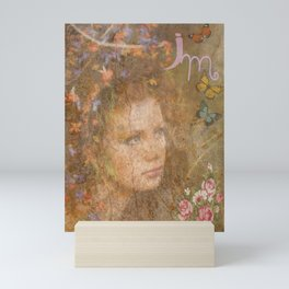 She Had A Dream Mini Art Print