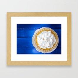 Maracuya Pie Framed Art Print