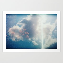 A Meagerly Stocked Dream World Art Print