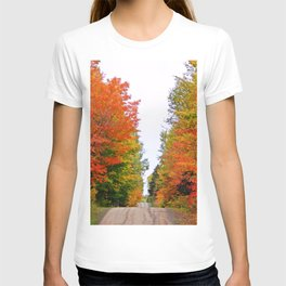 Rolling Through the Hills of Autumn T-shirt