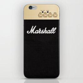 We are Marshall iPhone Skin