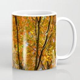 Colorful Maple of New England. Coffee Mug
