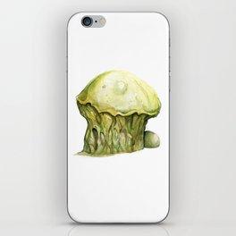 Mushroom iPhone Skin