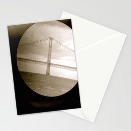 Mackinaw City Bridge Stationery Cards