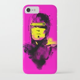 VHS-MAN iPhone Case