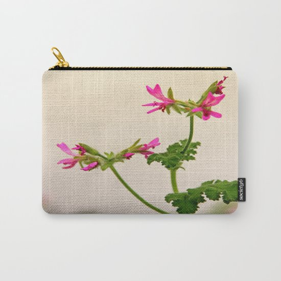 Geraniums (Pelargonium) #5 Carry-All Pouch