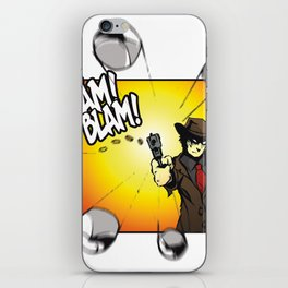 Bullet Time iPhone Skin