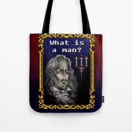Dracula Jeopardy Tote Bag