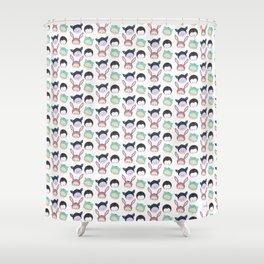Ambassador Pattern Shower Curtain