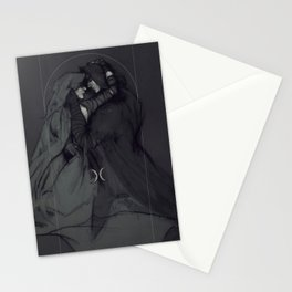 Be Near Me (When My Light Is Low) Stationery Cards