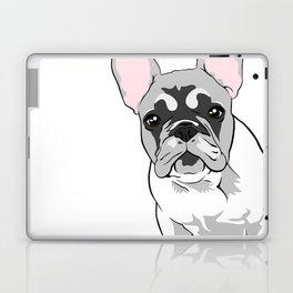 Jersey the French Bulldog Laptop & iPad Skin