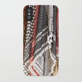 Scarf iPhone Case