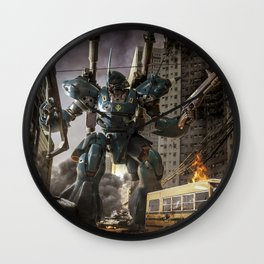 KAMPFER Wall Clock