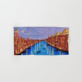 The Second Evening in Venice Hand & Bath Towel