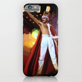 Hail to the Queen ♫♪ iPhone Case