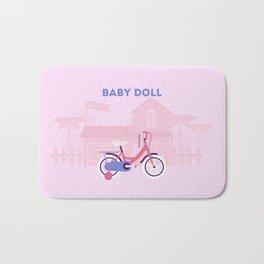 Baby Doll Bath Mat