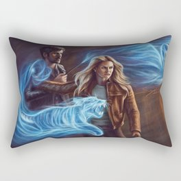 Expecto Patronum Rectangular Pillow