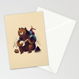 getting the band back together Stationery Cards