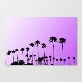 Californian Sun Canvas Print