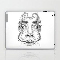 octopus dali Laptop & iPad Skin