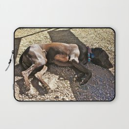 Sleepy Alaska Laptop Sleeve