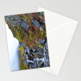 Independence Mine Waterfall Stationery Cards