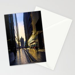 Sunrise on the South Bank Stationery Cards