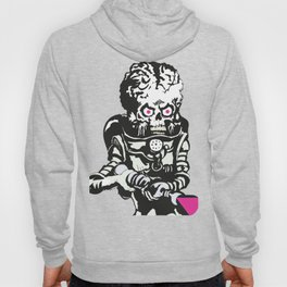 Ack Ack Mars Attacks! Hoody