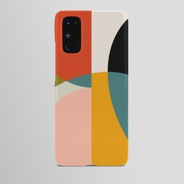 geometry shapes 3 Android Case
