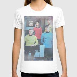 Star Trek Bridge T-shirt