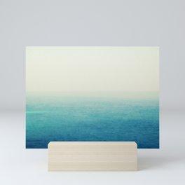 The Big Blue Mini Art Print