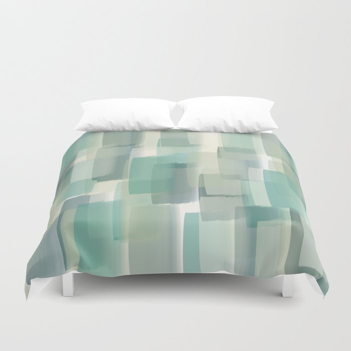 Abstract pattern 130 Duvet Cover