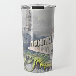 Pripyat Travel Mug