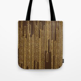 Plants over the water Tote Bag