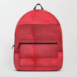 Red Paper Backpack