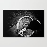 drink Canvas Prints featuring Drink by Christopher Ibonalo
