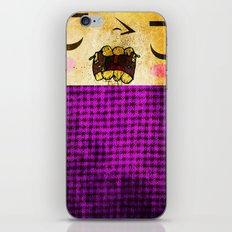 Crunch iPhone & iPod Skin