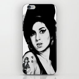 Amy iPhone Skin