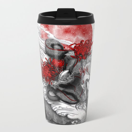 Dragon Metal Travel Mug