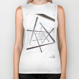 Infinite Geometry Biker Tank