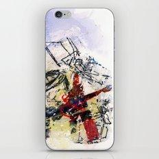 monday dead iPhone & iPod Skin