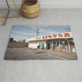Liquor Store Santa Monica Rug