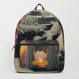 in a search for new adventures Backpack