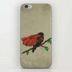 Super Bird iPhone & iPod Skin