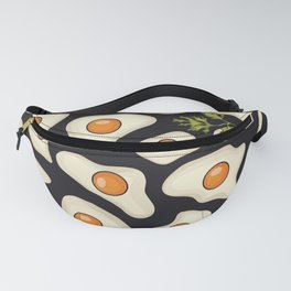 fried eggs Fanny Pack