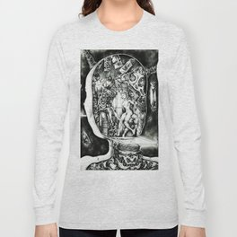 Concentric Sub-Levels Of Reality Long Sleeve T-shirt