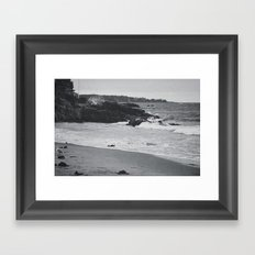 Kennebunkport Framed Art Print