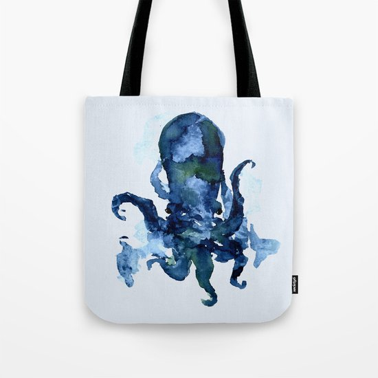 Oceanic Octo Tote Bag