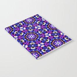 Clover Blossom Pattern Notebook
