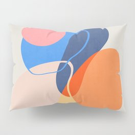 Modern minimal forms 38 Pillow Sham